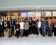 BIF 20th Anniversary Celebration at the Regional Council, Lyon, 4th October 2019
